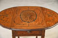 Regency Style Inlaid Table (11 of 11)