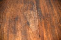 Mahogany Drop Leaf Dining Table (3 of 13)