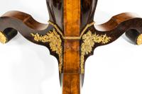 Exceptional 19th Century Marquetry Centre Table attributed to Edward Holmes Baldock (15 of 16)