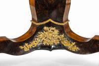 Exceptional 19th Century Marquetry Centre Table attributed to Edward Holmes Baldock (13 of 16)