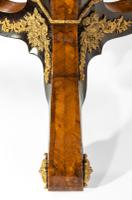 Exceptional 19th Century Marquetry Centre Table attributed to Edward Holmes Baldock (12 of 16)