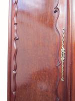 Lovely Quality Large French Early 19th Century Mahogany Armoire (3 of 7)