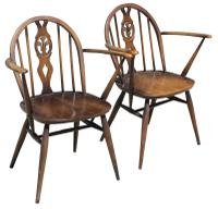 Pair of Ercol Armchairs (2 of 5)