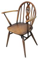 Pair of Ercol Armchairs (5 of 5)