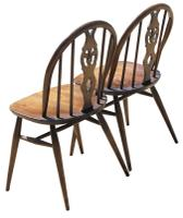 Pair of Ercol Side Chairs (2 of 6)