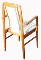 A Superb Set of Eight Ercol Hampton Solid Elm Dining Chairs (6 of 6)