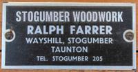 Oak Stool by Stogumber Woodwork (6 of 6)