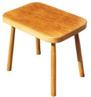 Oak Stool by Stogumber Woodwork (3 of 6)