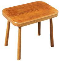 Oak Stool by Stogumber Woodwork (4 of 6)