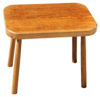 Oak Stool by Stogumber Woodwork (5 of 6)