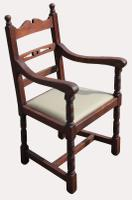 A Lovely Set of Eight Victorian Farhouse Oak Dining Chairs (5 of 7)