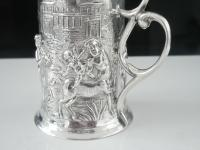 Art Nouveau Silver Sugar Castor, Birmingham 1902, T H Hazlewood & Co (12 of 12)