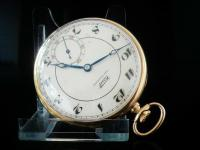 9ct Gold Tissot Open Face Pocket Watch From 1934 (3 of 12)