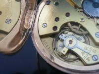 9ct Gold Tissot Open Face Pocket Watch From 1934 (10 of 12)