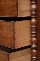 Fine Quality, Georgian Mahogany Bow-Fronted Chest of Drawers c.1825 (14 of 20)