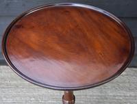 Superb Quality Georgian Mahogany Tilt-Top Wine Table (5 of 13)