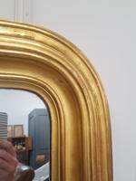 Beautiful Gilded French Mirror c.1850 (2 of 8)