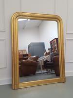 Beautiful Gilded French Mirror c.1850 (3 of 8)