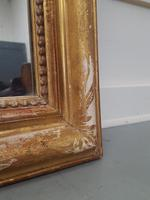 Antique Distressed French Mirror c.1880 (7 of 8)