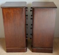 Pair of Mahogany Bedside Chest (4 of 5)