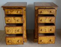 Pair of Victorian Bedside Chest (2 of 6)
