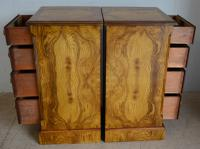 Pair of Victorian Bedside Chest (3 of 6)