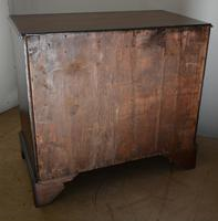 Antique 4 Drawer Oak Chest (4 of 7)