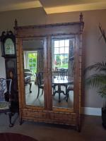 Continental Pitch Pine Wardrobe (2 of 6)