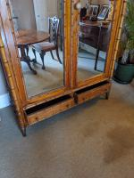 Continental Pitch Pine Wardrobe (3 of 6)