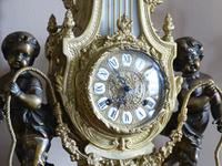 19th Century Style Italian Clock Set (2 of 6)