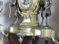 19th Century Style Italian Clock Set (4 of 6)