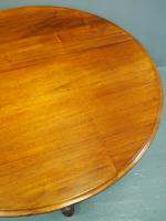 Victorian Mahogany Coffee Table (8 of 12)