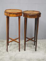 Matched Pair of Inlaid Stands c.1890 (5 of 11)