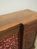 Large George IV Rosewood Side Cabinet (2 of 12)