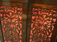 Large George IV Rosewood Side Cabinet (4 of 12)