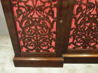 Large George IV Rosewood Side Cabinet (5 of 12)