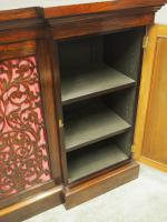 Large George IV Rosewood Side Cabinet (6 of 12)