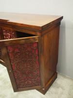 Large George IV Rosewood Side Cabinet (7 of 12)