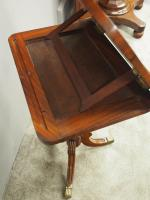 George IV Mahogany Reading Table / Music Stand (7 of 12)