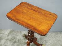 George IV Mahogany Reading Table / Music Stand (10 of 12)