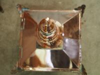 Edinburgh Copper & Steel Street Lamp (2 of 8)