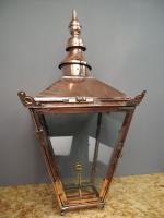 Edinburgh Copper & Steel Street Lamp (4 of 8)