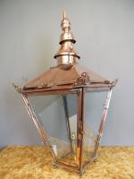 Edinburgh Copper & Steel Street Lamp (5 of 8)