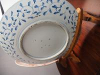 Matched Pair of Imari Chargers on Stands (11 of 12)