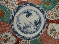 Matched Pair of Imari Chargers on Stands (7 of 12)