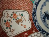 Matched Pair of Imari Chargers on Stands (8 of 12)