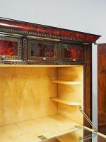Flemish Mahogany & Tortoiseshell Cocktail Cabinet (17 of 20)