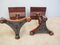 Pair of Regency Rosewood Wine Tables (5 of 11)