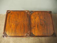 Pair of Regency Rosewood Wine Tables (9 of 11)
