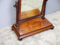Scottish Mahogany Dressing Mirror by Mein of Kelso (3 of 9)